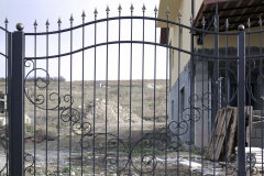 секционый сварной забор