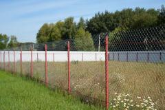 Сетка рабица забор для участка