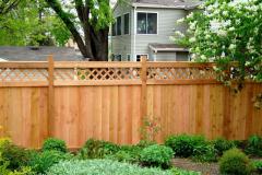 модульный забор для частного дома