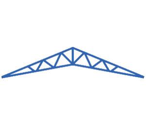 Двускатные навесы